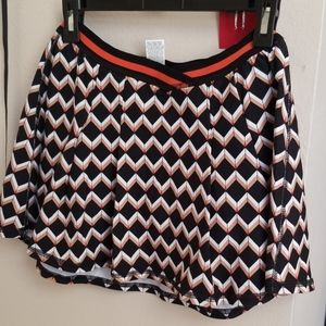 Trina Turk recreation skorts sz M